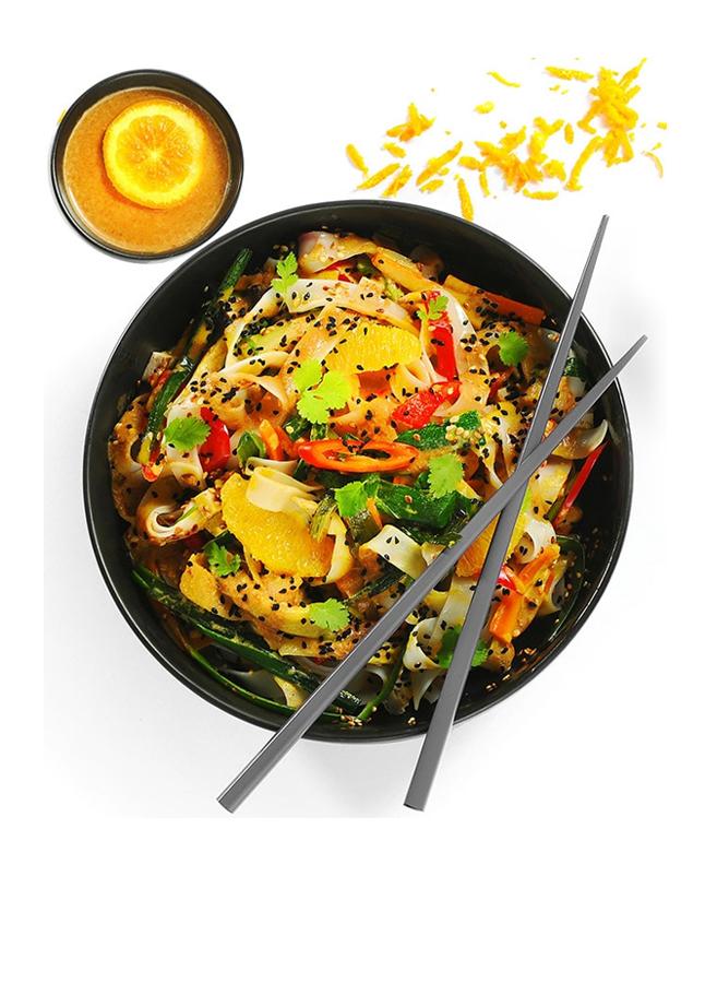 organic bio street food